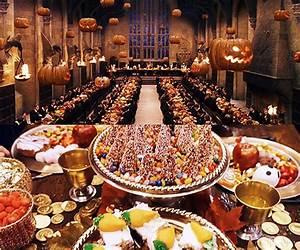 hogwarts-feast   Tumblr