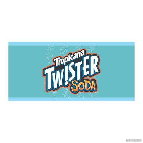 soda vending machine labels  design printable