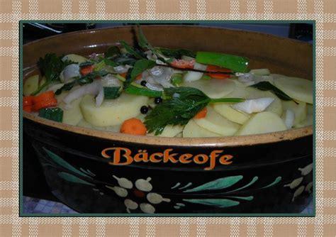 cuisine alsacienne baeckeoffe baeckeoffe la cuisine de lilly