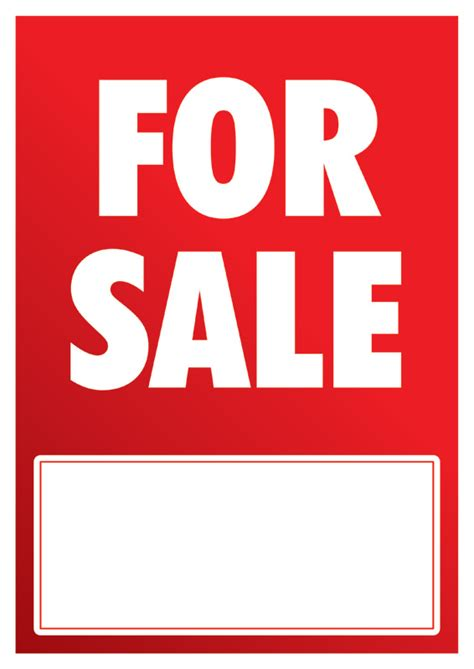 car  sale sign  print  pictures