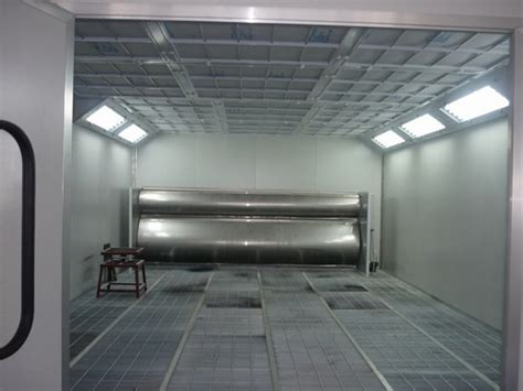 water curtain spray booth china water curtain spraying booth