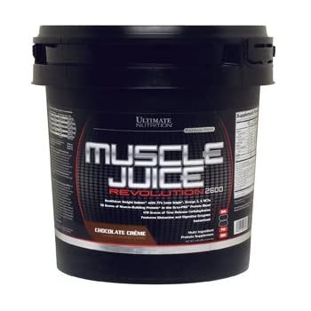 Amazon.com: Ultimate Nutrition Muscle Juice Revolution
