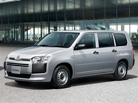 toyota launches   probox  succeed  japan autoevolution