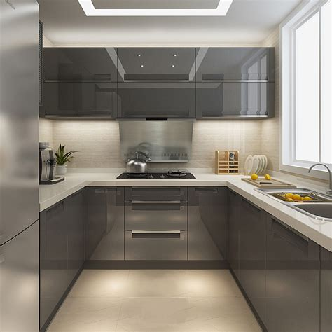 guangzhou small kitchen design philippines customized kitchen design  home kitchen buy