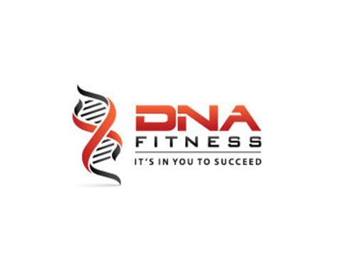 logo design entry number 72 by immo0 dna fitness logo contest
