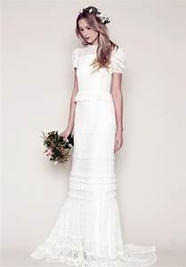 gorgeous boho wedding dresses to inspire you sang maestro With boho dresses wedding