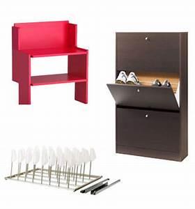 Ikea rangement chaussure great wonderful ikea caisse en for Porte d entrée pvc avec meuble haut salle de bain faible profondeur