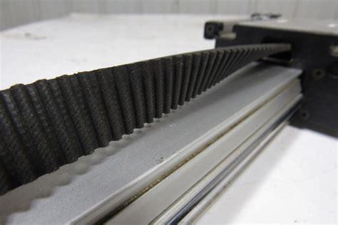 lns ql servo  bar feeder repair part belt driven