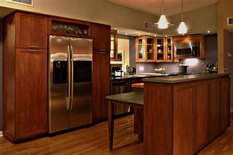 kitchen update  elk grove village bungalow  cabinets city