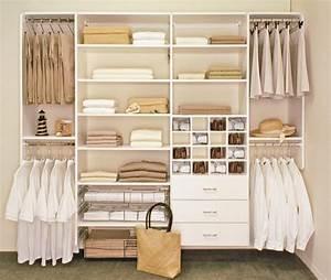 Idée De Rangement : d co rangement dressing ~ Preciouscoupons.com Idées de Décoration