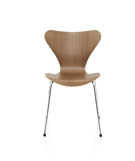 chaise jacobsen chaise série 7 design arne jacobsen pour fritz hansen