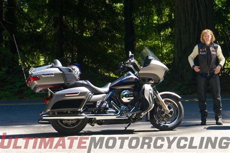 Review Harley Davidson Road Glide Ultra by 2016 Harley Davidson Road Glide Ultra Review Ride