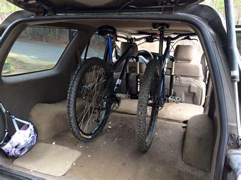 bike racks for suvs suv bike rack mtbr