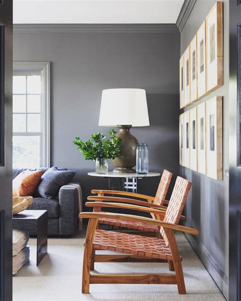 benjamin kendall charcoal interiors by color