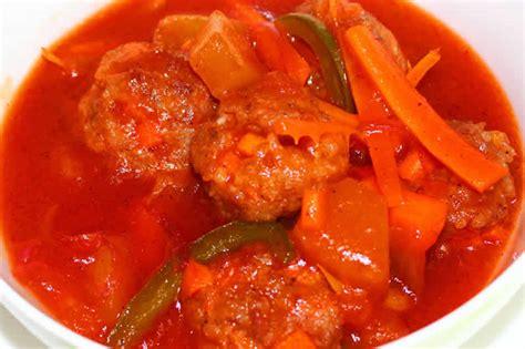 viande facile à cuisiner boulettes de viande à la sauce tomate au cookeo