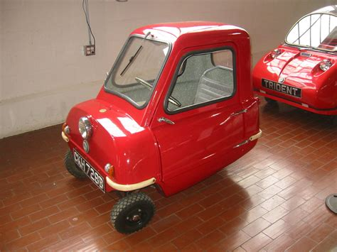 Worlds Smallest Car by File 1965 Peel P50 The World S Smallest Car Motor