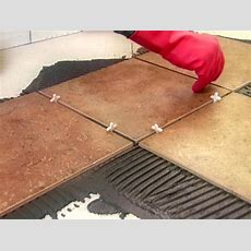 Installing Diagonal Tiles  Howtos  Diy