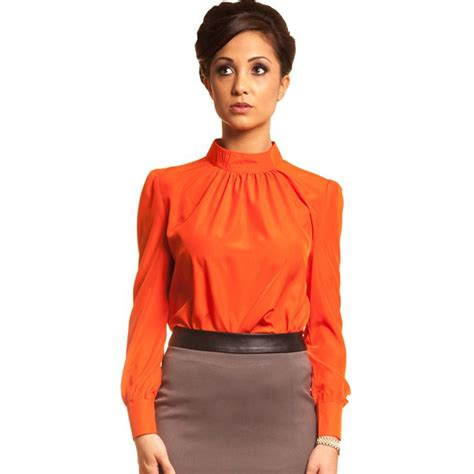 orange blouse 17 best images about work wear on