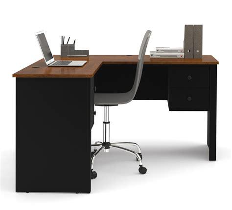 l shaped office desk bestar somerville l shaped desk