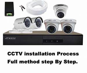 Cctv Camera Installation Guide