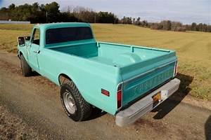 1970 Chevy Truck K20 3  4 Ton  350  4speed  4x4  Fresh Paint