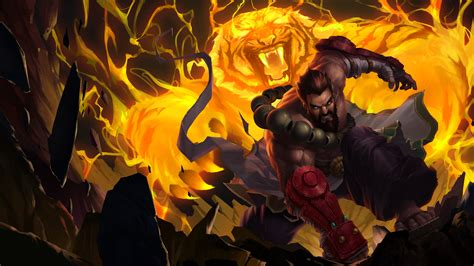 Spirit Guard Udyr Animated Wallpaper - animated wallpaper udyr