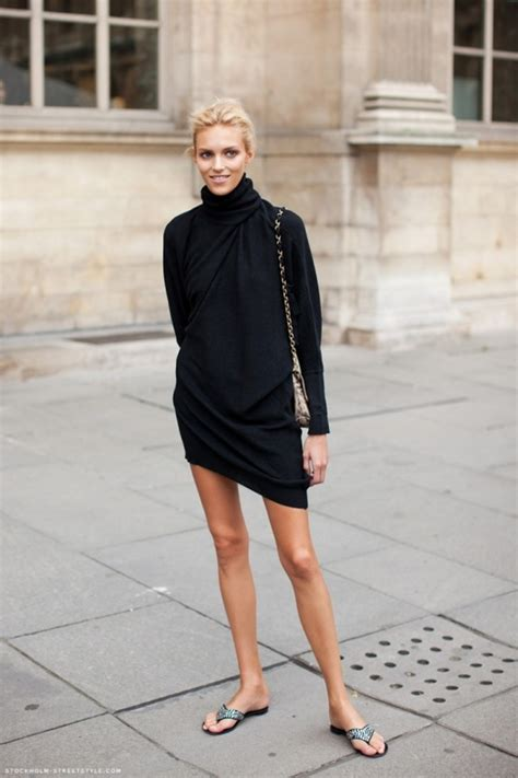 The Turtleneck Sweater Dress