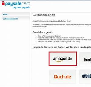 Amazon Mit Rechnung Bezahlen : amazon mit paysafecard bezahlen so geht 39 s chip ~ Themetempest.com Abrechnung
