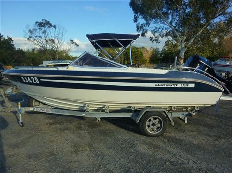 Haines Bowrider Boats by Haines 530br Bow Rider Jv Marine Melbourne