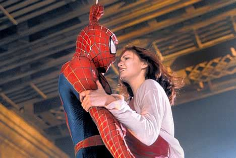 Dunst's web of magic / 'Spider-Man' may carry teen's ...