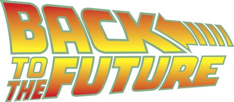 Back To The Future Logo Png Transparent & Svg Vector