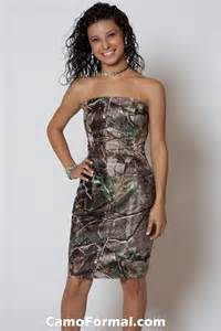 Realtree Camo Wedding Dresses Knee Length