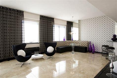 large marble floor tiles for modern living room decor