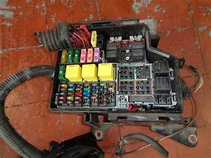 Vauxhall Combo Fuse Box Location