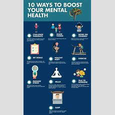 10 Ways To Boost Your Mental Health  Science For Sport