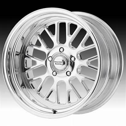 Racing Wheels American Forged Custom Polished Pc