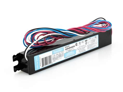 Advanced Lighting by Philips Advance Electronic Fluorescent Ballast 120v To