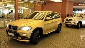 Bmw Royal Sa : matte gold bmw x5 great solid look youtube ~ Gottalentnigeria.com Avis de Voitures