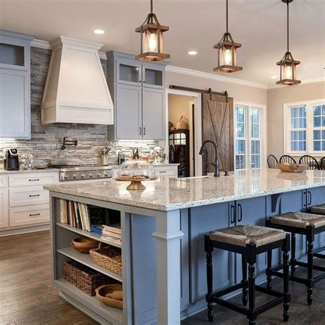 fabulous modern rustic kitchen cabinets magzhouse