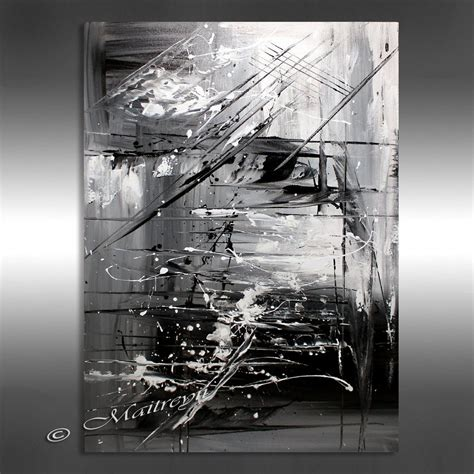Abstract Painting Black And White by Painting Black White Abstract 40 Artwork On