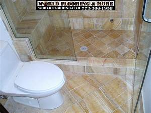 Custom cultured marble shower mosaic tile power jet for Cultured marble floor tiles