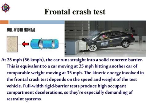 crash test si鑒e auto car crash testing