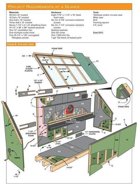 solar kiln solar kiln woodworking plans woodworking