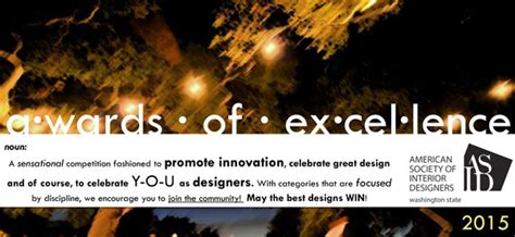 Asid Announces 2015 Awards Of Excellence Competition
