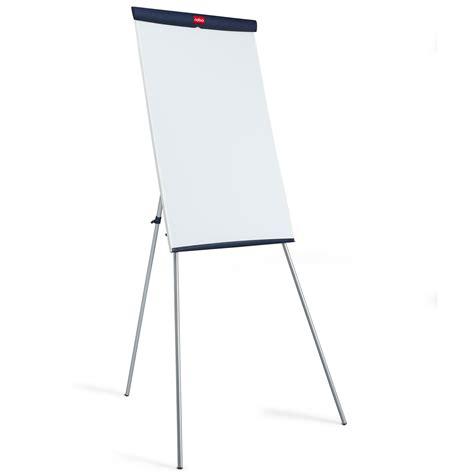 bureau 120 cm nobo chevalet de conférence nautile tableau blanc et