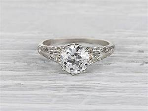 Antique engagement rings cheap the antique engagement for Cheap vintage wedding rings