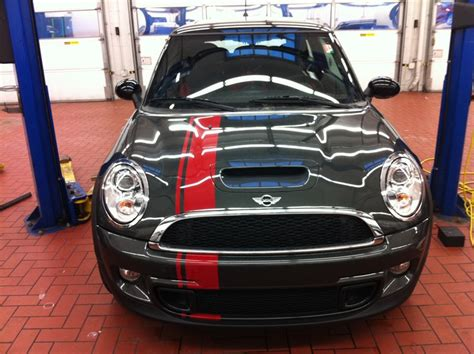 Opinion Needed About The Bonnet Stripes Mini Cooper Forum