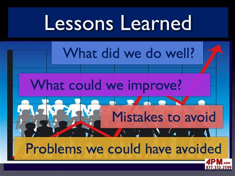 lessons learned project management lessons learned project management