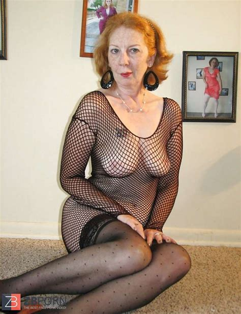 Freckled Redhead Granny Fledgling Zb Porn