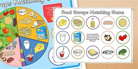 food groups matching game food food groups matching match
